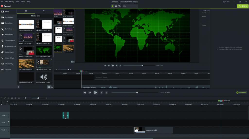 Camtasia Studio 2019.0.7 Crack + Serial Key Full Download