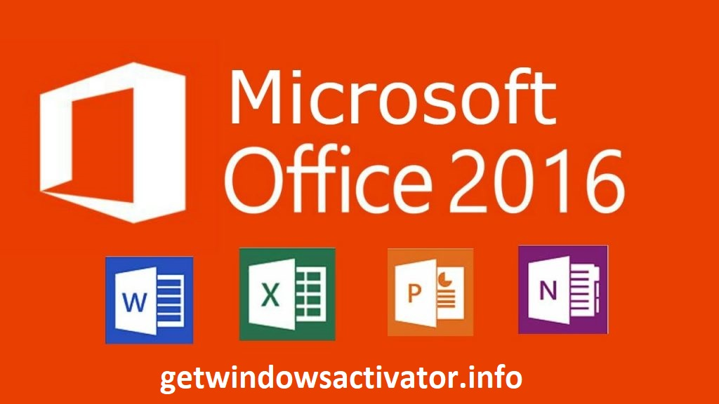 Microsoft Office 2016 Crack Activate Without Product Key {2020}