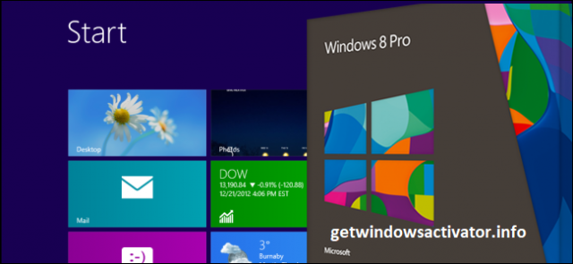 Windows 8 [Professional + Enterprise] Product Key 2020