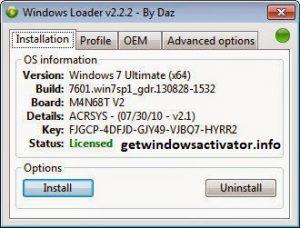 Download Windows Loader Latest