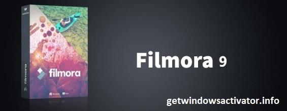 Wondershare Filmora 9.2.10 Crack + Registration Code Full Download
