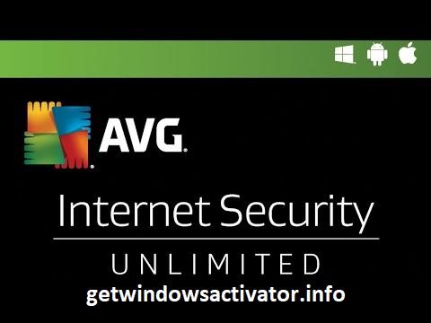 AVG Internet Security 2020 Serial Key Free Download