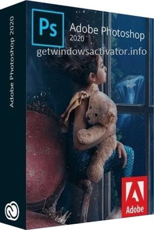 Adobe Photoshop CC 2020 Crack & License Key Full Free Download