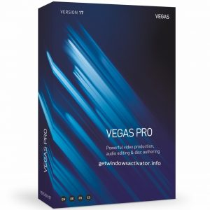 Sony Vegas Pro 17 Crack & Serial Number Free 2020 Download