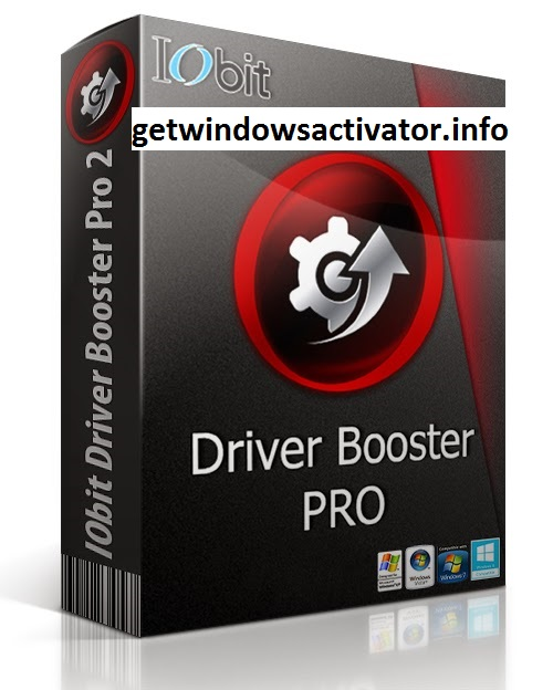 Driver Booster Pro 8.3.0 Crack + License Key 2021 Full Latest