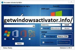 Reloader Activator 3.4 For Office & Windows Activation 2020