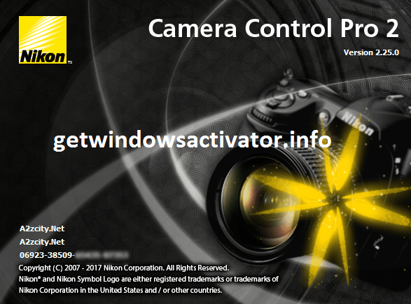 Nikon Camera Control Pro 2.33.0 Crack + Latest Version Download